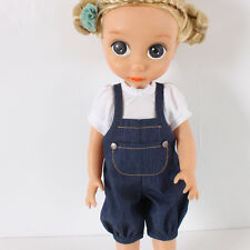 Disney Baby Doll Clothes / Overalls Suits /Animator's collection Princess 16inch
