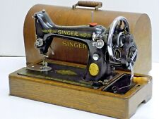 Singer Sewing Machine 99K Hand Crank Antique Collectable 1947
