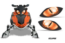 AMR Racing Arctic Cat Firecat Sled Snowmobile Headlight Stickers Eye Graphics EO