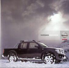 Prospekt / Brochure Nissan Navara 06/2005 mit CD