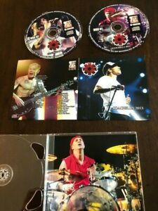 RED HOT CHILI PEPPERS DOUBLE IMPORT 2-CD: COACHELLA! LIVE IN CALIFORNIA 2013