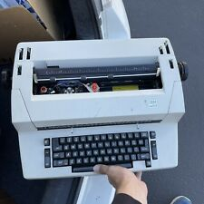 Ibm Selectric Ii Electric Correcting Typewriter Tested Missing Element Ball