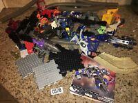 Mega Bloks  Replacement pieces- Grey Walls  LOT