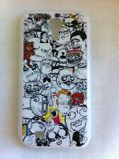 Meme Samsung Galaxy S4 i9500 Printing Cover Case for Samsung Galaxy S IV