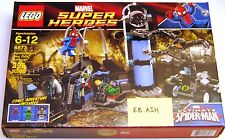 LEGO Marvel Super Heroes 6873 Spider-Man's Doc Ock Ambush NEW Retired Set