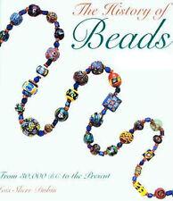 NEW History Ancient Beads From 30,000BC 100 Lavish Pix Magic Mystic Prehistoric