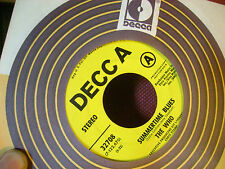 ORIG 60's 45~the WHO~SUMMERTTIME BLUES/HEAVEN AND HELL~W/Sleeve~DECCA~HEAR