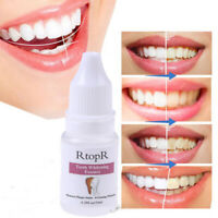 RtopR Teeth Whitening Essence Oral Hygiene 10ml Serum Plaque Stains Remove FBB