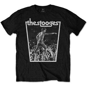 IGGY POP and The Stooges Crowd Walk Soft Fit T-SHIRT NEW S M L XL 2X official