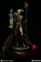 Xiall The Great Osteomancer Court of the Dead 1/4 Premium Format Statue Sideshow