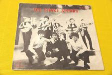 "7"" SOLO COPERTINA SENZA DISCO THE SHAKE SPEARS 7"" LUCIFER ORIG ITALY 1965 !!!!!!"