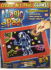 *Magic Pad AS SEEN ON TV Original Light Up Drawing Board*