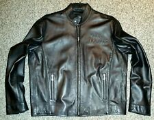 JEFF HAMILTON / MAMMOTH COLLECTIONS:OFFICIAL JAGUAR ITALIAN LAMBSKIN JACKET NEW