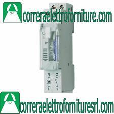 Interruttore orario elettromeccanico giornaliero FINDER 12.11.8.230 12118230