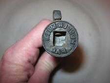 antique Post Office cancel stamper Houser Mill PA.