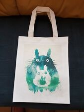 tote bag Totoro version 1