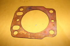 NOS Ducati single 125 Bronco copper cylinder head gasket 0250.92.030