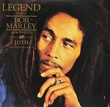 Legend [30th Anniversary Edition] [LP] by Bob Marley/Bob Marley & the Wailers (Vinyl, Jun-2014, 2 Discs, Island (Label))