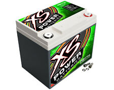 XS Power 12v AGM Starting Battery 2100 Max Amps 604a 43 Ah Powersports PS975L