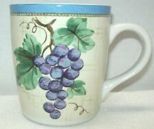 PFALTZGRAFF GRAPES Merlot IVY  Stoneware MUG COFFEE Tea CUP  Kitchen Replacement