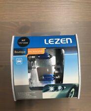 H7 XENON BULB 12V 100W HIGH POWER GREATER VISIBILTY SET OF 2 PCS