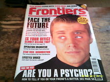 FRONTIERS # 5 FEBRUARY 1999 PATRICK MOORE STEPHEN BAXTER HELEN SHARMAN