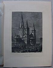 Original 1900-1949 Ansichten & Landkarten von Nordrhein-Westfalen
