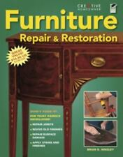 Home Improvement: Furniture Repair and Restoration by Brian Hingley and How-T...