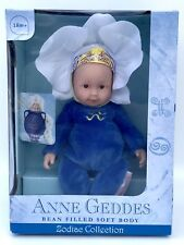 Anne Geddes Pink Bunny Baby Beanie Soft Doll Brand New Collectable Yet Not Vulgar Dolls