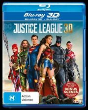 Justice League (Blu-ray, 2018, 2-Disc Set)