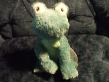"""10"""" Green Frog Sweet Rascals by Mary Meyer-Sweet Fletcher Frog"""