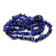 Wadoy 32` Strand GEMSTONE Lapis Lazuli Chip Beads GS3196
