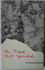 WILLIAM BURROUGHS • THE TICKET THAT EXPLODED • 1962 • ÉDITION ORIGINALE • TBE