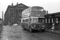 PHOTO Hebble AEC Regent V 302 GJX846 in 1956 at Halifax