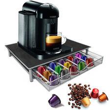 MACCHINA Caffè Supporto Capsula Pod Nespresso Tassimo DOLCE GUSTO Storage drawer