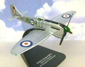 OXFORD 1/72 HAWKER TEMPEST MKV MK5 SN330 NO.3 SQN. RAF WUNGSTORF GERMANY 1946