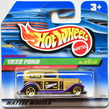 HOT WHEELS 1999 TREASURE HUNT REG 1932 FORD #9/12 SHORTCARD