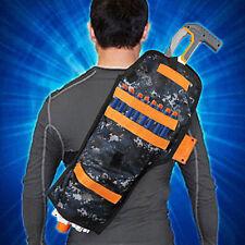 Tactical Waterproof Vest Storage Pockets for Nerf N-Strike Elite Team Adult Toy