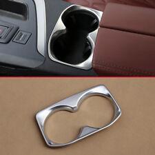 Car 2Pcs Front Air Vent Outlet Matte Molding Cover For Peugeot 3008 GT 5008