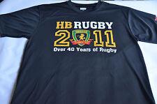HB Rugby 2011 uncorn Coors beer killarney pub grill jersey shirt australia ( L)