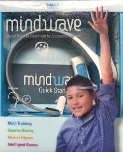 NeuroSky MindWave Brainwave Sensing Headset brainwave Starter Kit Very Good