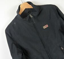 Mens Black Napapijri Jacket Size Small / Medium Original : J574