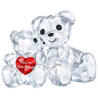 Swarovski Crystal Creation 5427994 Kris Bear- You're The Best RRP $179