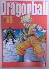 """Doujinshi """"Dragonball Fan Book No.3""""Power Level 69  Japan"""
