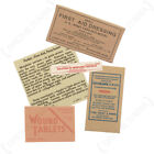 WW2 US Parachute Pack First Aid Kit for Re-enactment