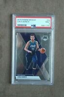 2019 Panini Mosaic Luka Doncic 2nd Year Base Card #44 PSA Graded 9 Mint ~ Invest