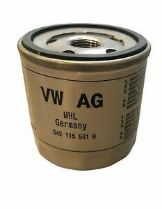 GENUINE VW VOLKSWAGEN OIL FILTER 04E115561H