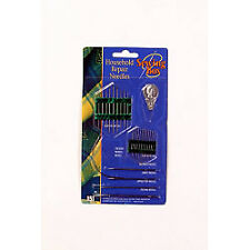 27pc Assorted Household Repair Sewing Needles DIY Craft Threader Set Kit