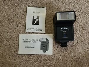Vivitar 2000 Automatic Electronic Flash Universal 35mm SLR film - PARTS ONLY