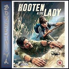 Hooten and The Lady 5036193033216 With Ophelia Lovibond DVD Region 2